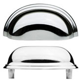 IKEA_FAGLEBODA_kitchen cabinet pull chrome plated