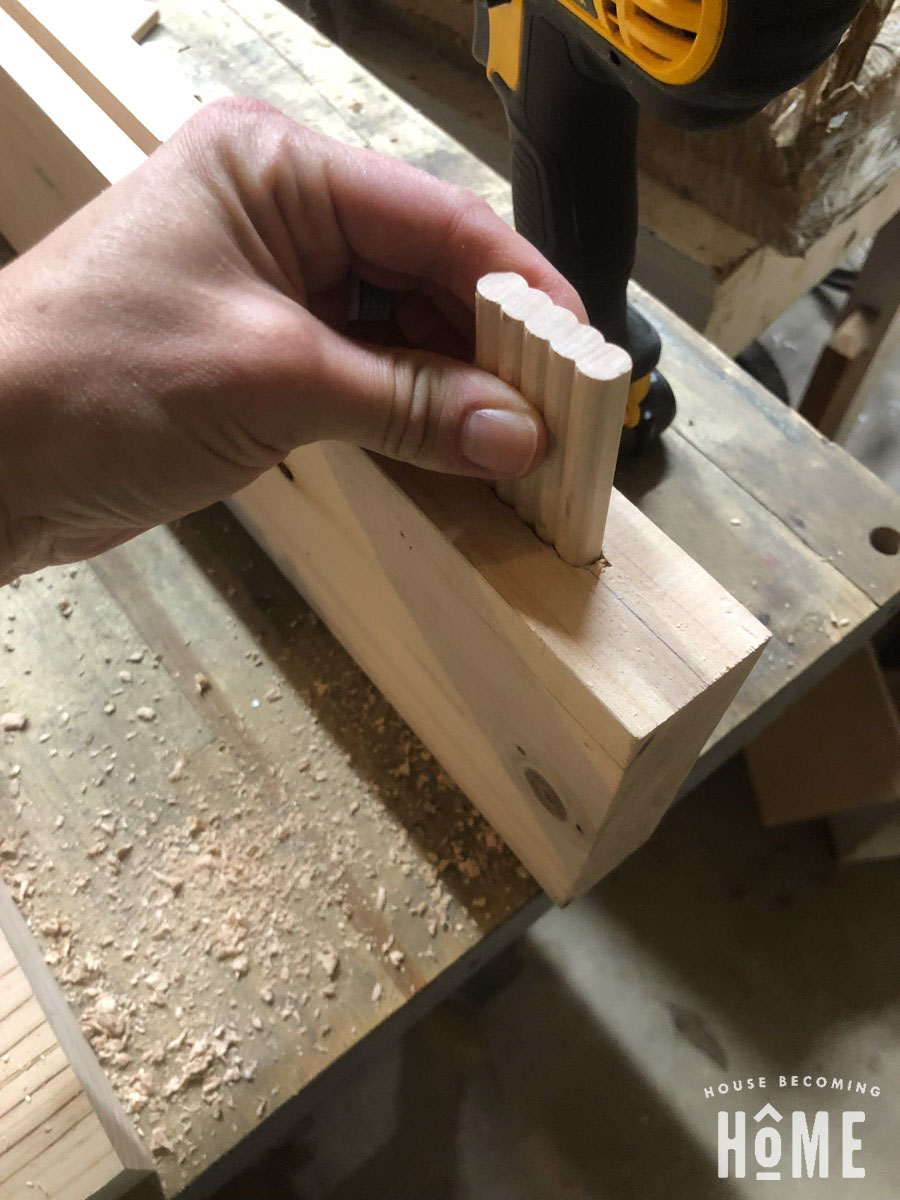 Beadlock Tenon Tight Fit