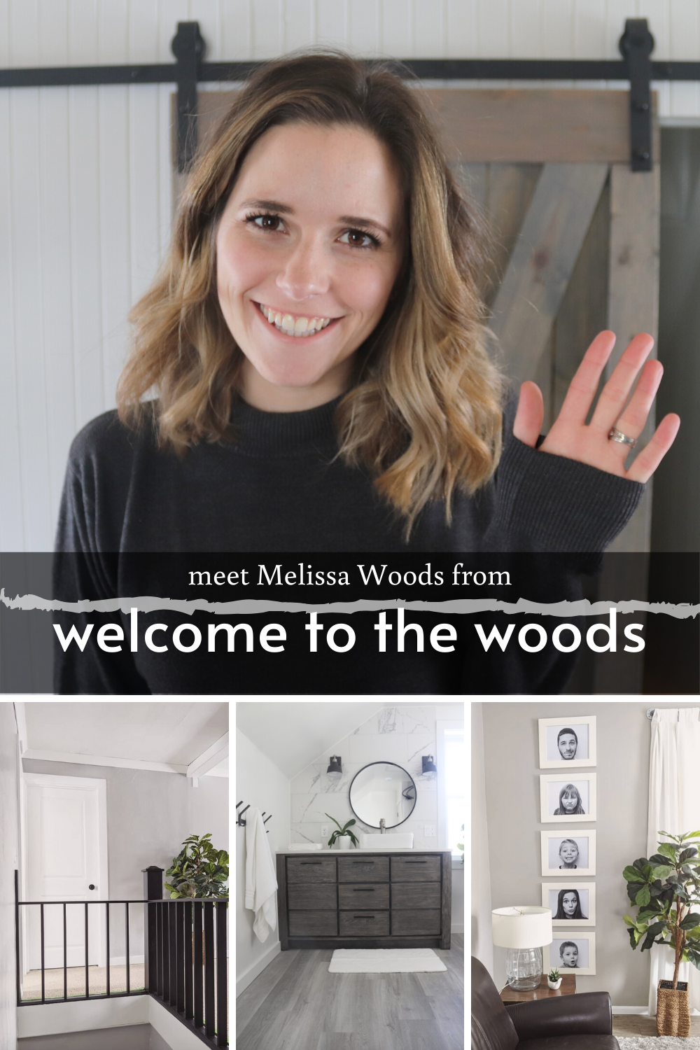 Welcome to the Woods Blog