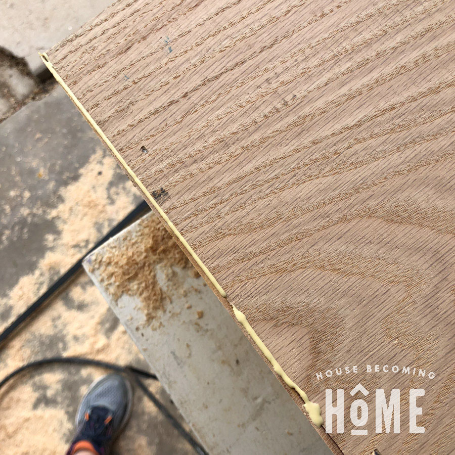 How to Fix Mitered Edges that Don't Perfectly Meet