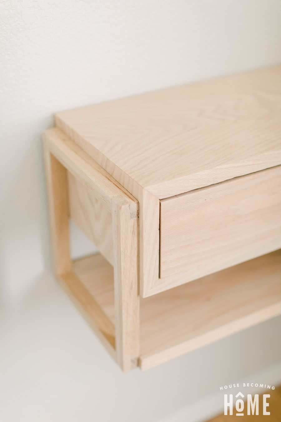 Tutorial for Modern Nightstand