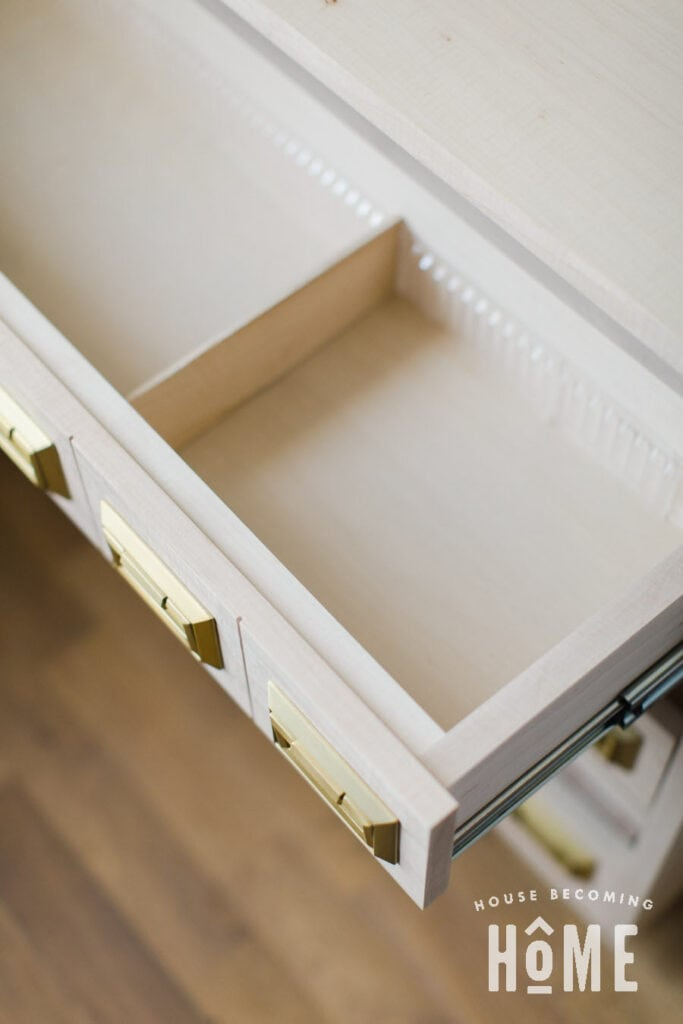 Rockler Dividers for Bookcase Drawers