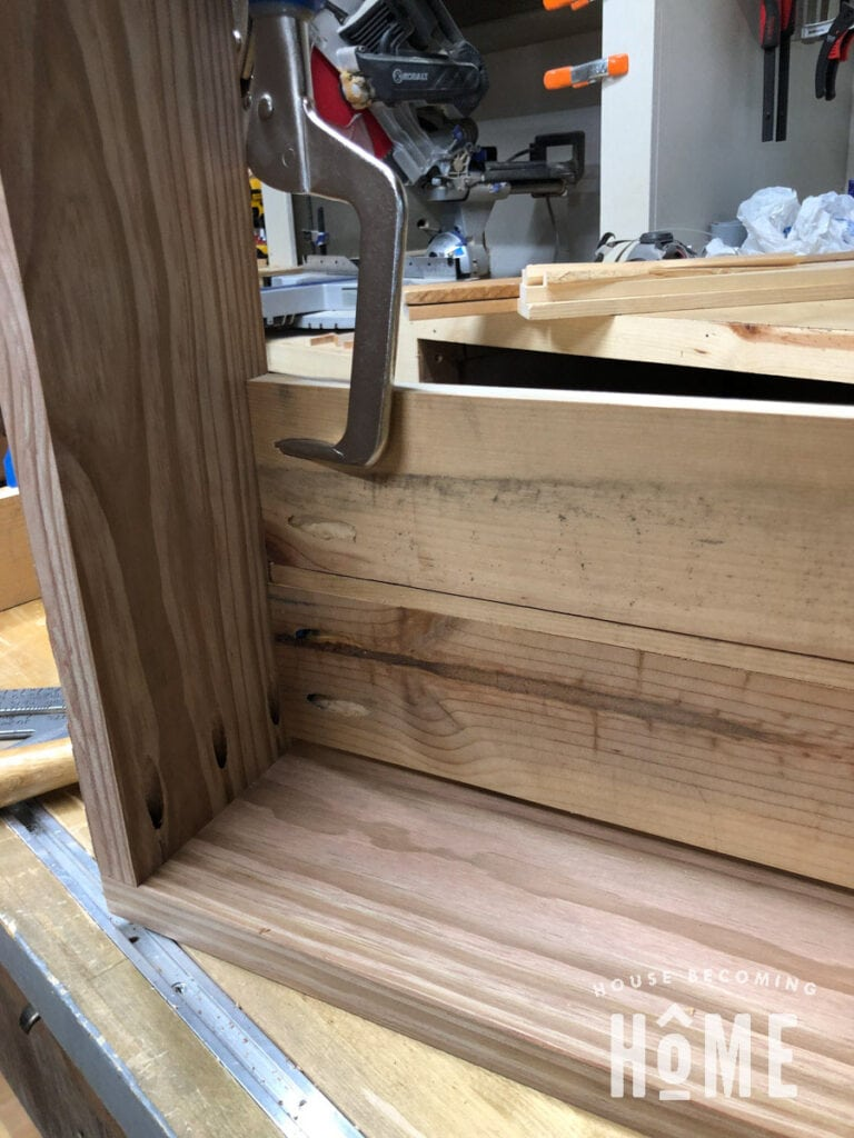 Spacer for Chair Slats
