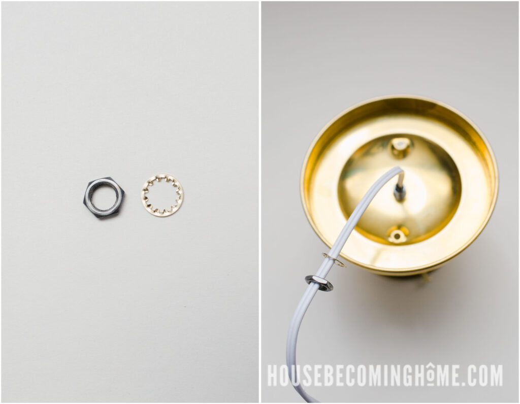How to Make a Lighting Fixture